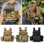 Load image into Gallery viewer, 2021 All-new Upgraded Special Forces Tactical Vest