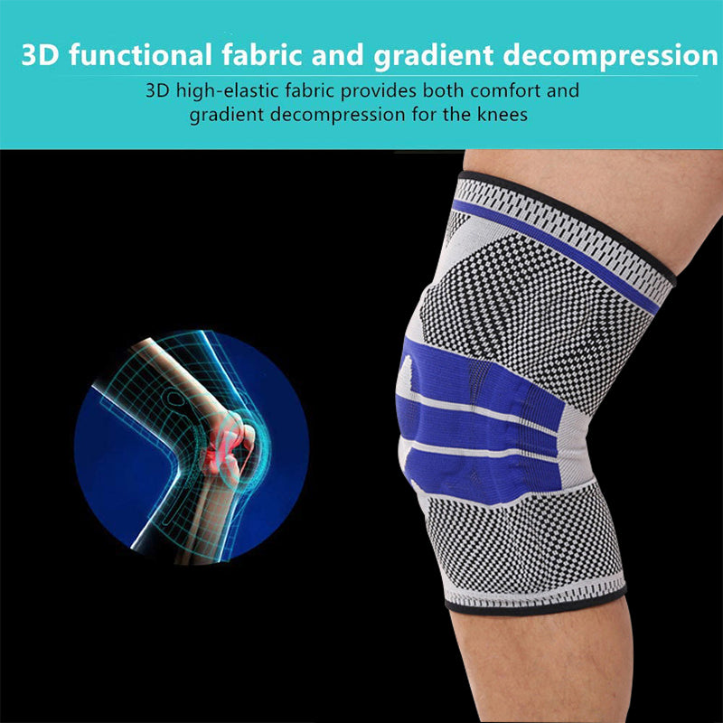 3 COLAPA™ Knee Compression Sleeves