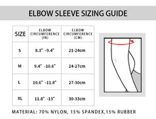 Load image into Gallery viewer, [2Pcs]Fitness Elbow Brace Compression Support Sleeve
