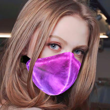 Load image into Gallery viewer, 7 Color Luminous 3D LED Mask