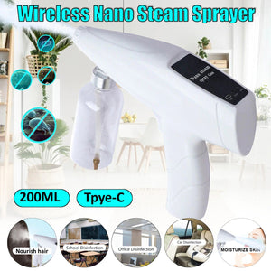 Nano Spray Gun with UV Light Sanitiser