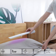 Load image into Gallery viewer, UV Light Sanitizer Wand Portable Disinfector