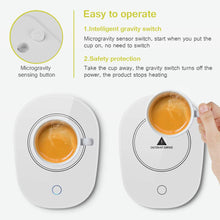 Load image into Gallery viewer, COLAPA™ Coffee cup Heating Plate
