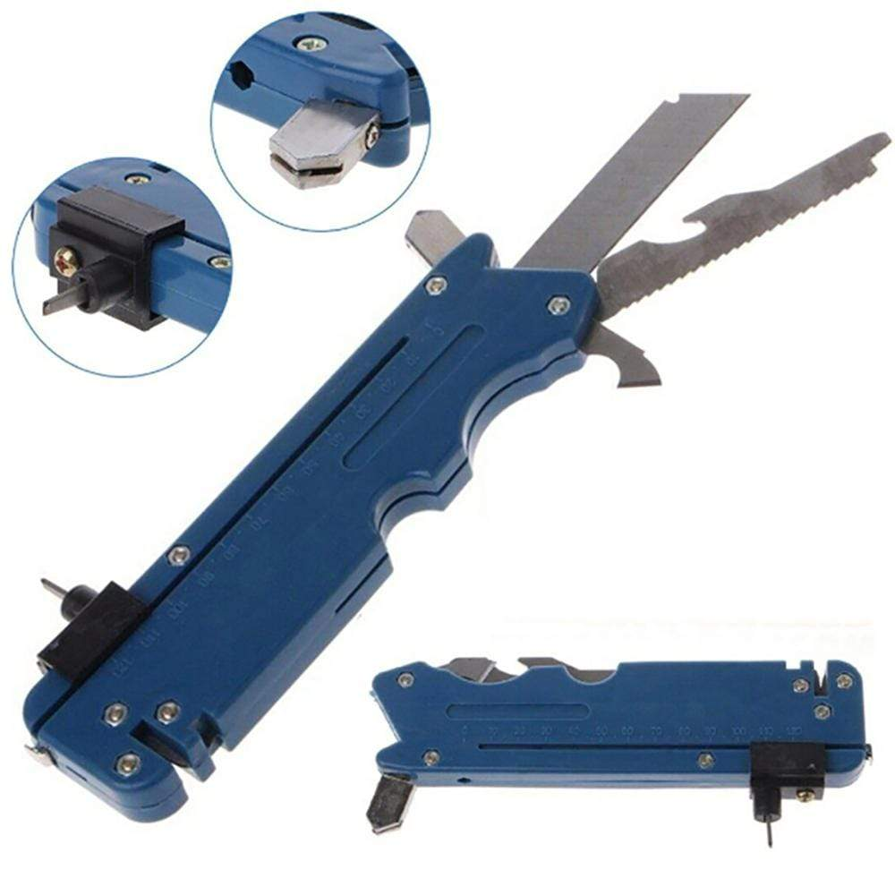 Multifunction Glass & Tile Cutter Knife