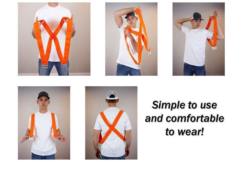 Shoulder Moving Straps