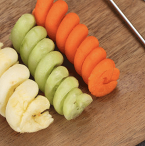 Stainless Steel Creative Fruit And Vegetable Spiral Knife