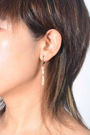 PROSPERITY Natural Stone Earrings