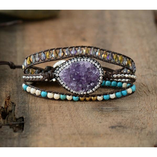 Amethyst Enchanted Bracelet