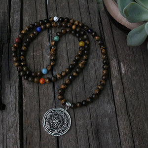 POWERFUL Tigers Eye Natural Stone Necklace/Bracelet