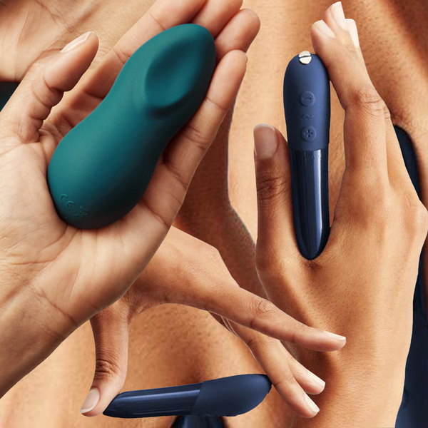 Best New Vibrators 2021 - We-Vibe Touch X Tango X Review