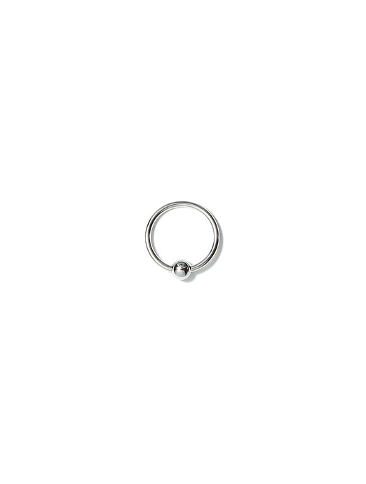 Master Series Stainless Steel Ball Head Penis Cock Ring