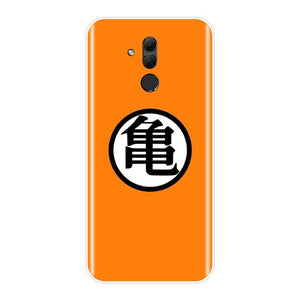 TPU Soft Silicone Phone Case For Huawei Mate 20 10 9 Pro Anime Dragon Ball Goku Back Cover For Huawei Mate 7 8 9 10 20 Lite Case