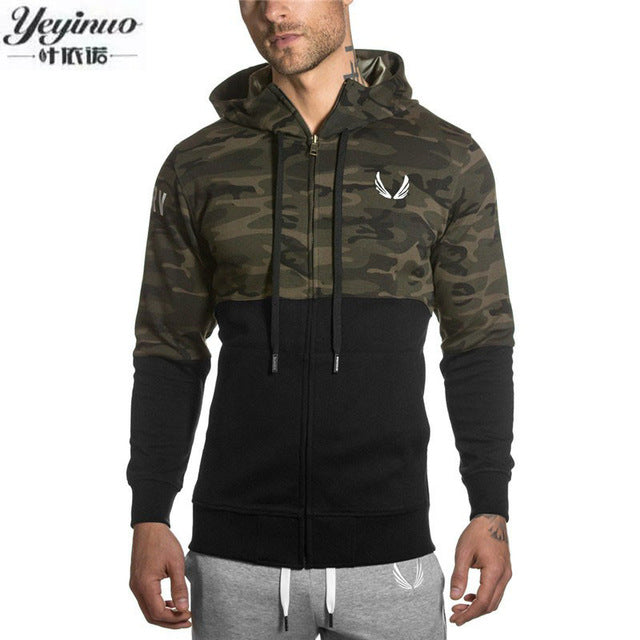 Camouflage Army Sweatshirt Tracksuit
