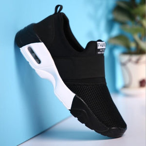 Casual Air Mesh Female Shoes Woman Basket