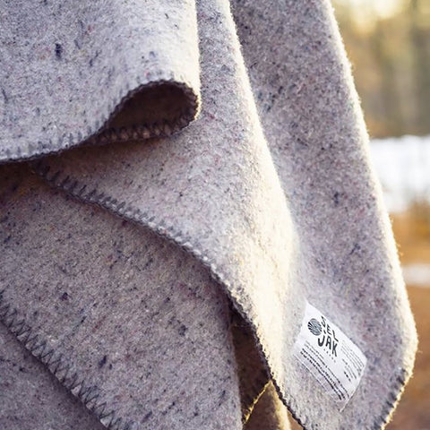 The Seljak Original is a luxurious, durable blanket for adventuring and homemaking, and everything in between.
