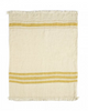 Libecco Belgian Beach Towel - Mustard. The Belgian Towel is designed to be multipurpose; it can serve as a beach towel, table cloth or decorative throw. These textiles have a gorgeous look and feel about them and would compliment contemporary, country or coastal interior styles. The sateen weave is very absorbent, making it both beautiful and practical.