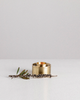 Designed with a minimal aesthetic, the Asteroid Oil Burner is a brass tea light holder which acts as a subtle diffuser of essential oil. This designer oil burner is made from 100% brass and includes essential oil and an Australian beeswax candle.