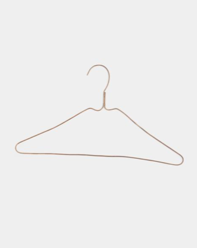 Brass Coat Hanger