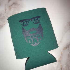 Beard Dad Beer Cozy