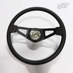 "WHEEL STEERING, 18"" DIAMETER 2 SPOKE 10341016"
