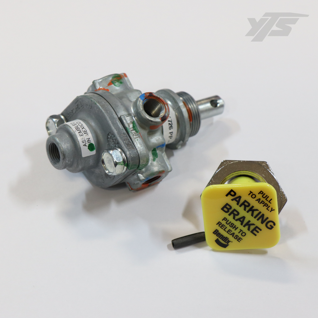 VALVE, PARKING BRAKE, YELLOW 90007281