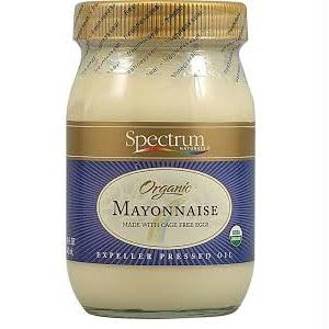 Spectrum Naturals Soy Mayonnaise (12x32 Oz)