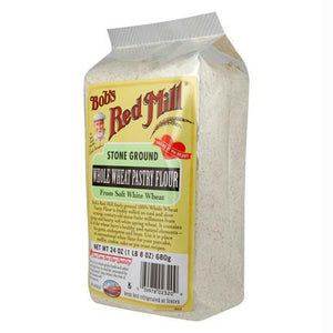 Bob's Whole Wheat Pastry Flour ( 4x5lb)