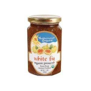 Mediterranean Organics White Fig Preserves (12x13 Oz)