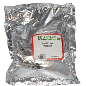 Frontier Herb Whole Fennel Seed (1x1lb)