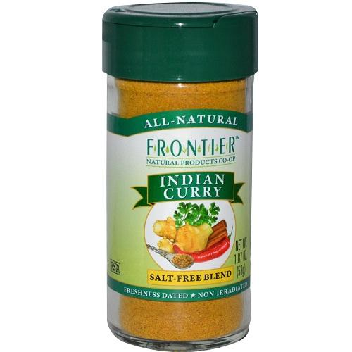 Frontier Herb Int'l Seas Indian Curry (1x1.76 Oz)
