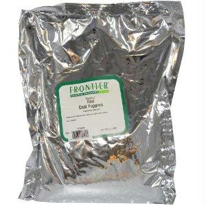 Frontier Herb Crushed Chili Peppers 15000h (1x1lb)