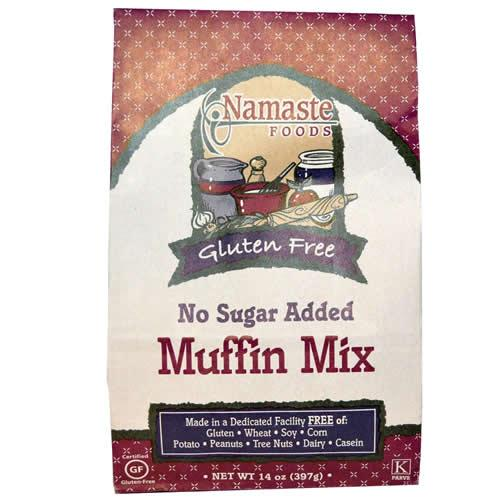 Namaste Muffin Mix Sugar Free ( 6x14 Oz)