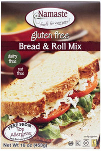 Namaste Bread And Roll Mix (6x16 Oz)