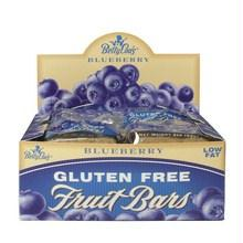 Betty Lou's Blueberry Fruit Bars (12x2 Oz)