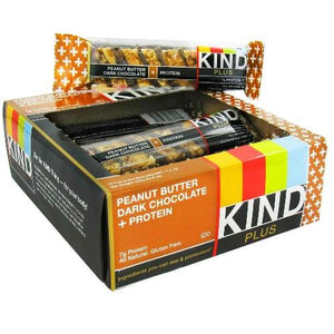 Kind Peanut Butter Dark Chocolate+antioxidant Bar (12x1.4 Oz)