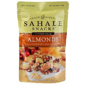 Sahale Snacks Almond Glazed Nuts (6x4 Oz)