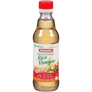 Nakano Seasoned Rice Vinegar (6x12 Oz)