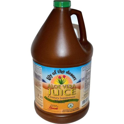 Lily Of The Desert Whole Leaf O Aloe Vera Juice (4x1 Gal)