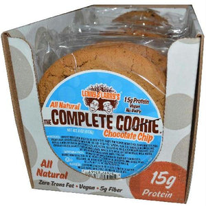 Lenny & Larry's Complete Chocolate Chip Cookies (12x4 Oz)