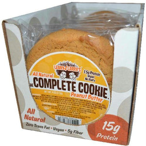 Lenny & Larry's Peanut Butter Complete Cookie (12x4 Oz)