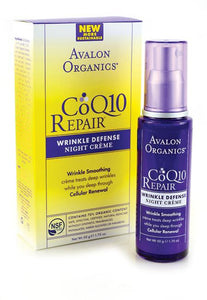 Avalon Coq10 Wrinkle Cream (1.75oz)