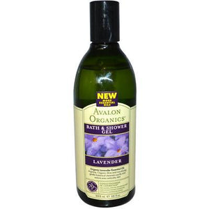 Avalon Lavender Bath & Shower Gel (1x12 Oz)