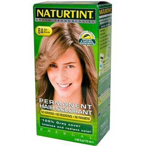Naturtint 8a Ash Blonde Hair Color (1xkit)