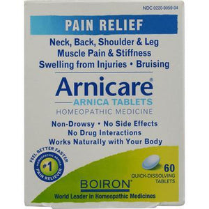 Boiron Arnicare Pain Relief (1x60 Tab)