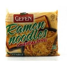 Gefen Ramen Noodle Vegetable Flavored (24x3oz)