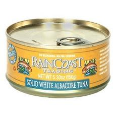 Raincoast Trading Solid White Albacore Tuna (12x5.3oz)