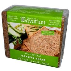 Bavarian Breads Organic Flaxseed Bread (6x17.6oz)