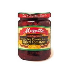 Mezzetta Sun-ripened Dried Tomatoes In Olive Oil (6x8oz)