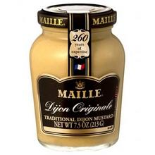 Maille Mustard Traditional Original Dijon (6x7.5 Oz)
