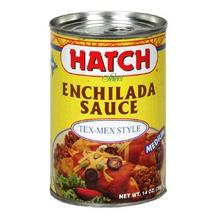 Hatch Farms Tex-mex Enchilada Sauce Medium (12x14 Oz)